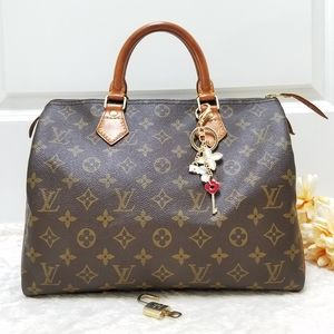 😍Beautiful Louis Vuitton Speedy 30 Monogram